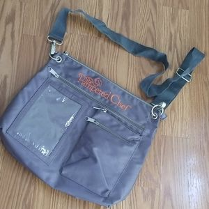 The pampered chef party purse